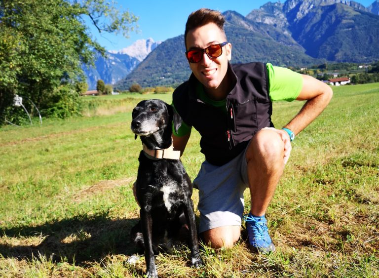 Gianluca & Chanel - veterana ex agility 3